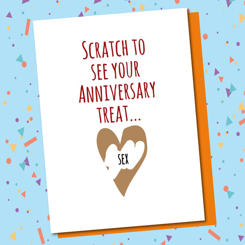 Anniversary Treat Sex