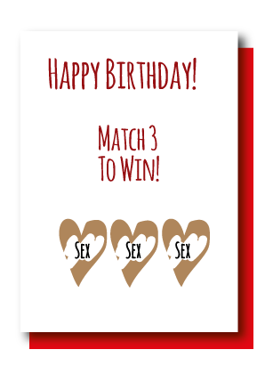 Match 3 Birthday Sex
