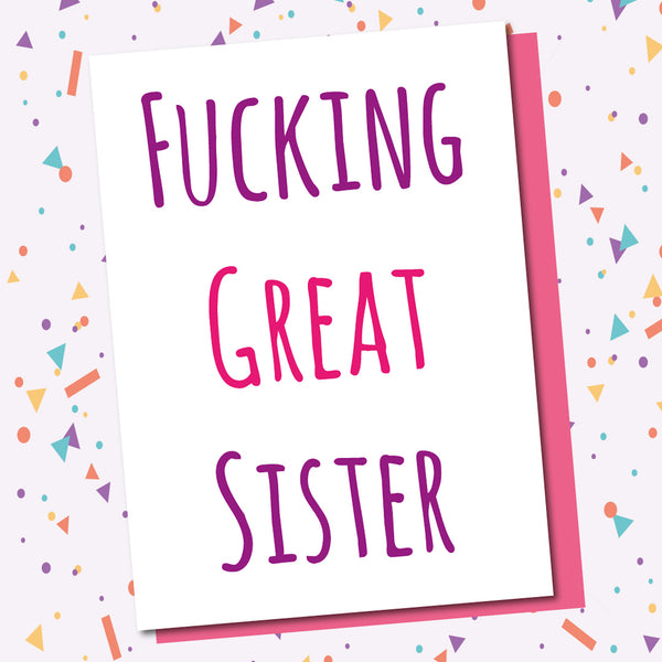 Great Sister