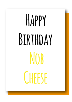 Nob Cheese