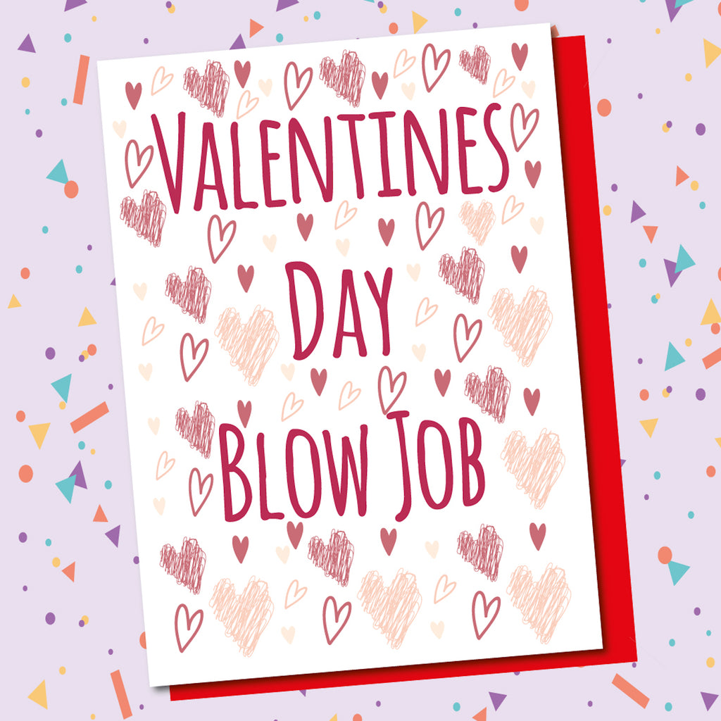 Valentines Day BlowJob