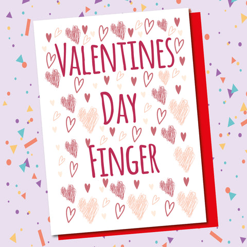 Valentines Day Finger