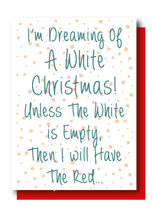 White Or Red Xmas