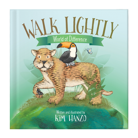 Walk Lightly Book