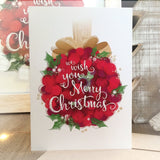 We Wish You a Merry Christmas Cards, Print and Tags