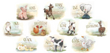 Farm Critter All Occasion Card Set, 10pk