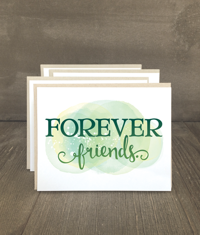Friends Forever Card Set