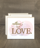 Nothin' But Love Card Set
