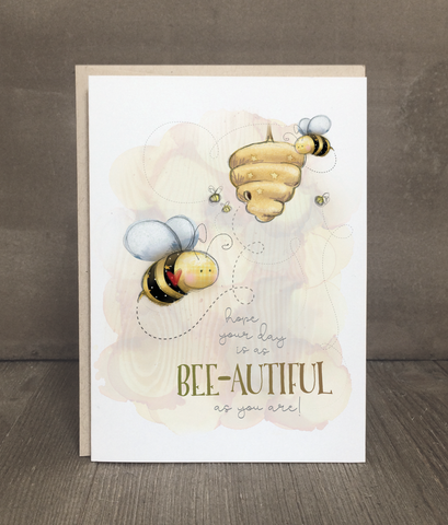 BEE-autiful as You Card