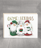 Gnome for the Holidays Cards, Print and Tags