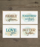 Family is Forever Card Set