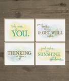 Take Care of You Card Set
