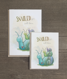 Snailed it! Card