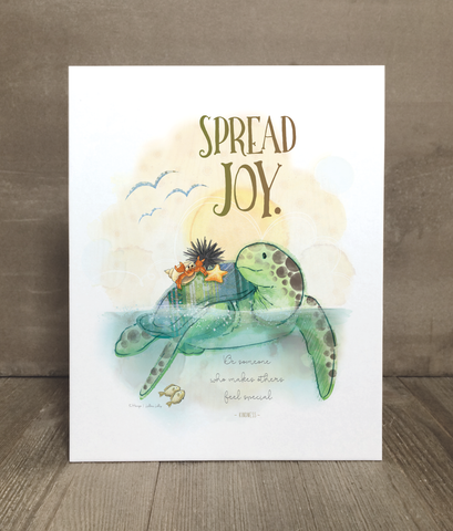 Sea Turtle | Kindness