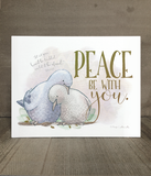Peace Be With You | Sympathy