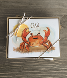 Ocean Critter All Occasion Card Set, 10pk