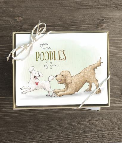 Dog Days All Occasion Card Set, 10pk