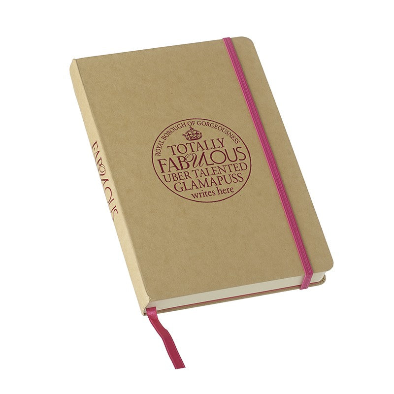 Glamapuss Notebook