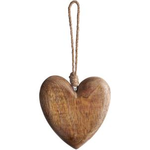 Large Wooden Heart