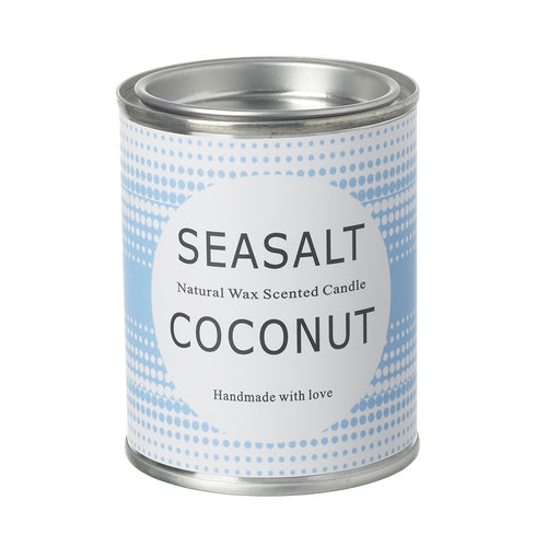 Seasalt Coconut Scented Candle