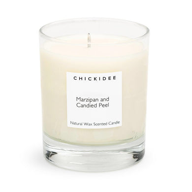 Marzipan and Candied Peel Scented Candle