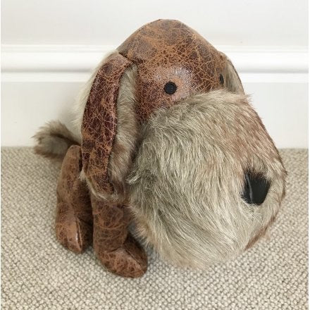 Fur Doggy Doorstop