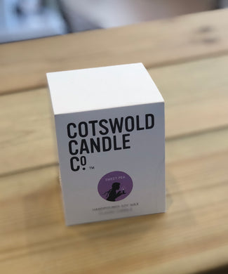 Cotswold Candle - Sweet pea