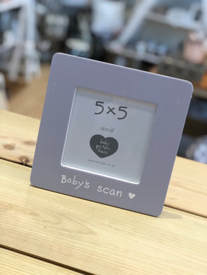 Baby Scan Picture Frame