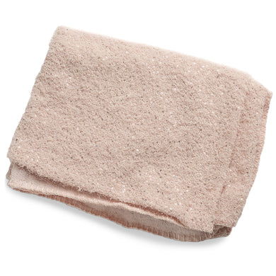 Blush Sparkle Throw