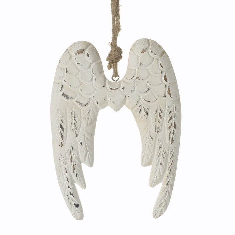 Medium Wooden Wings