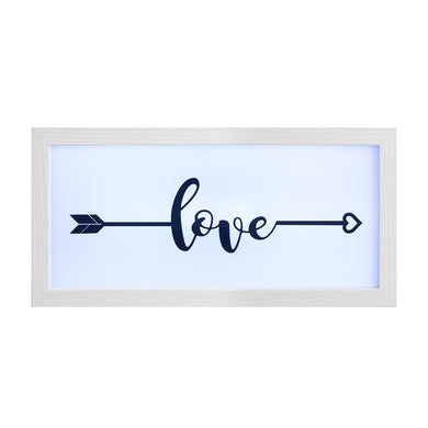 Love Arrow Light Box