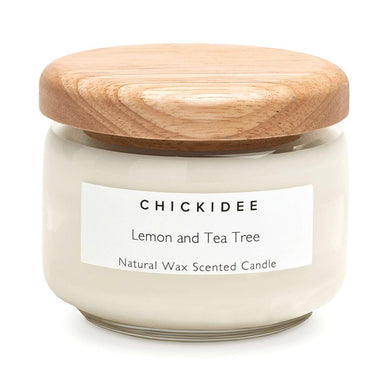 Lemon & Tea Tree Candle