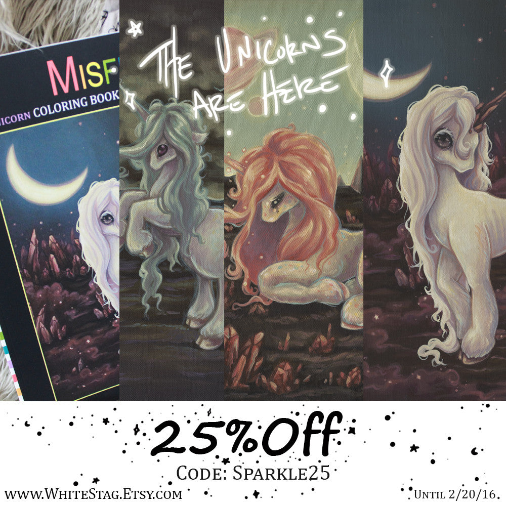 ★ Things Just Got a Little More Magical... ★ Unicorns.......