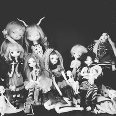 BJD collection
