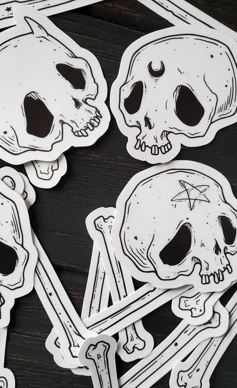 Bag O Bones STICKER pack