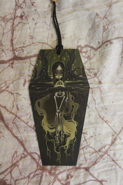Fertile Soils: Corruption  Bookmark -Lowbrow misfits White Stag Art