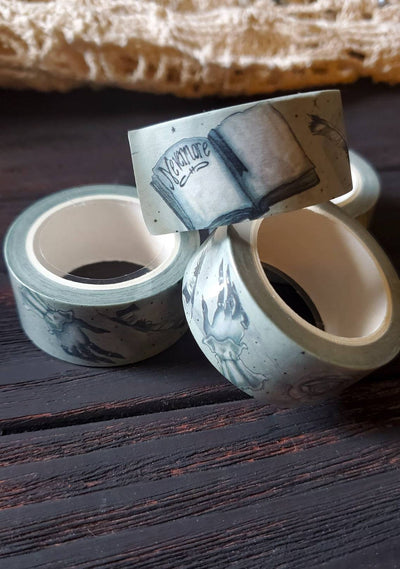 Dark Poet WASHI tape