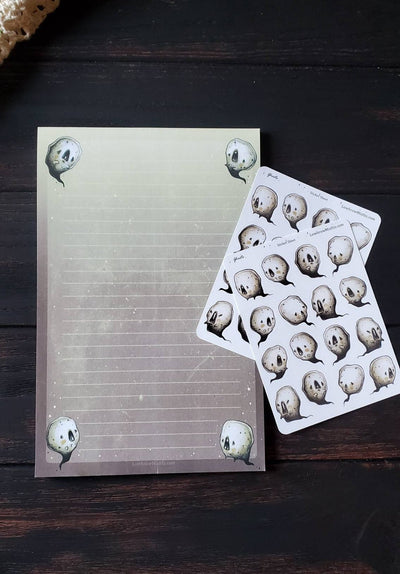 Ghost Notepad SET