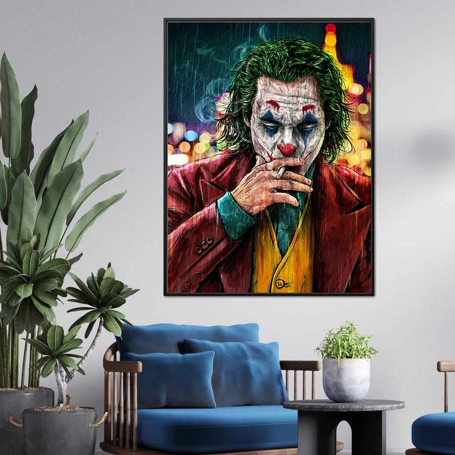 Smoking Joker - Exclusive