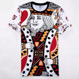 King of Hearts T-Shirt