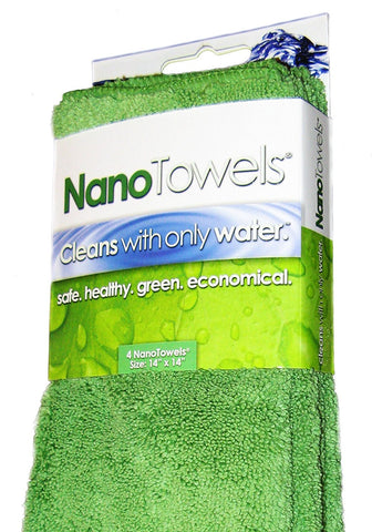 Nano Towel -  Eco Fabric | Save Money, Clean Faster & Easier