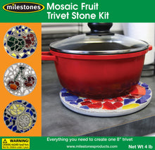 Mosaic Fruit Trivet Kit - SKU 901-15216W