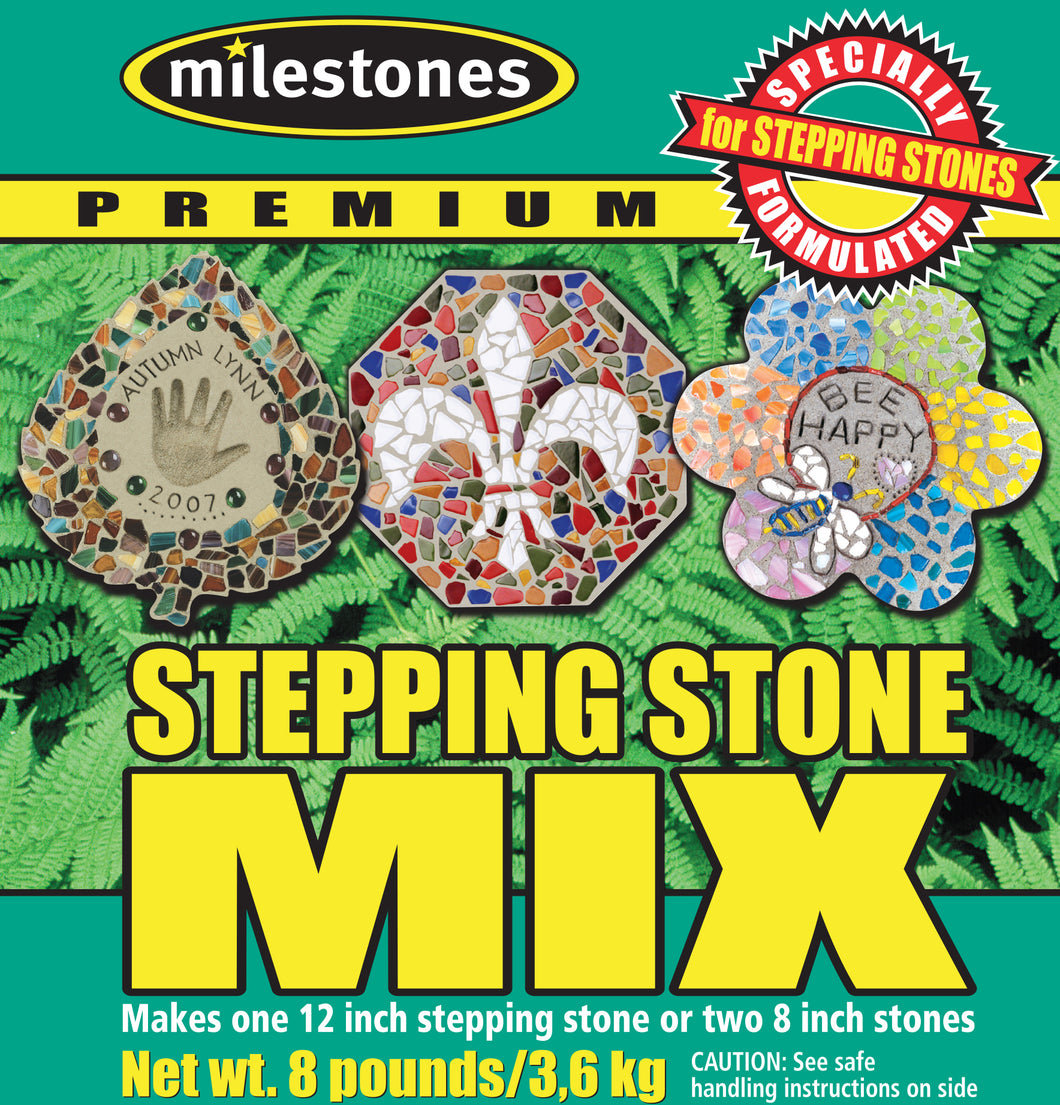 Premium Stepping Stone Mix - 8 Pounds - SKU 903-16102W