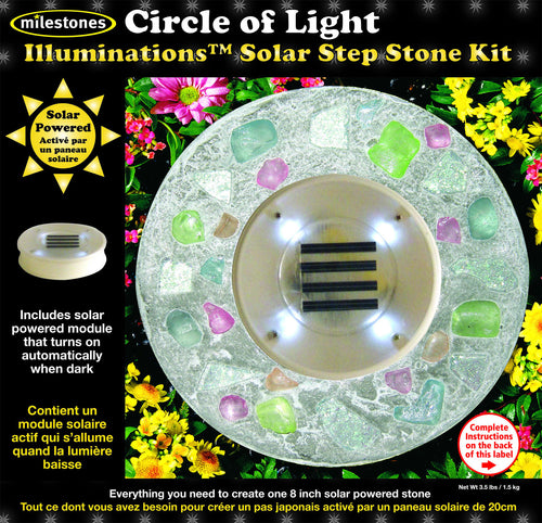 Circle of Light Illumination Stepping Stone Kit - SKU 901-11251W