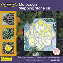 Moroccan Stepping Stone Kit - 901-15214W
