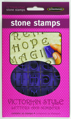 Victorian Style Letters & Numbers - SKU 905-20511W