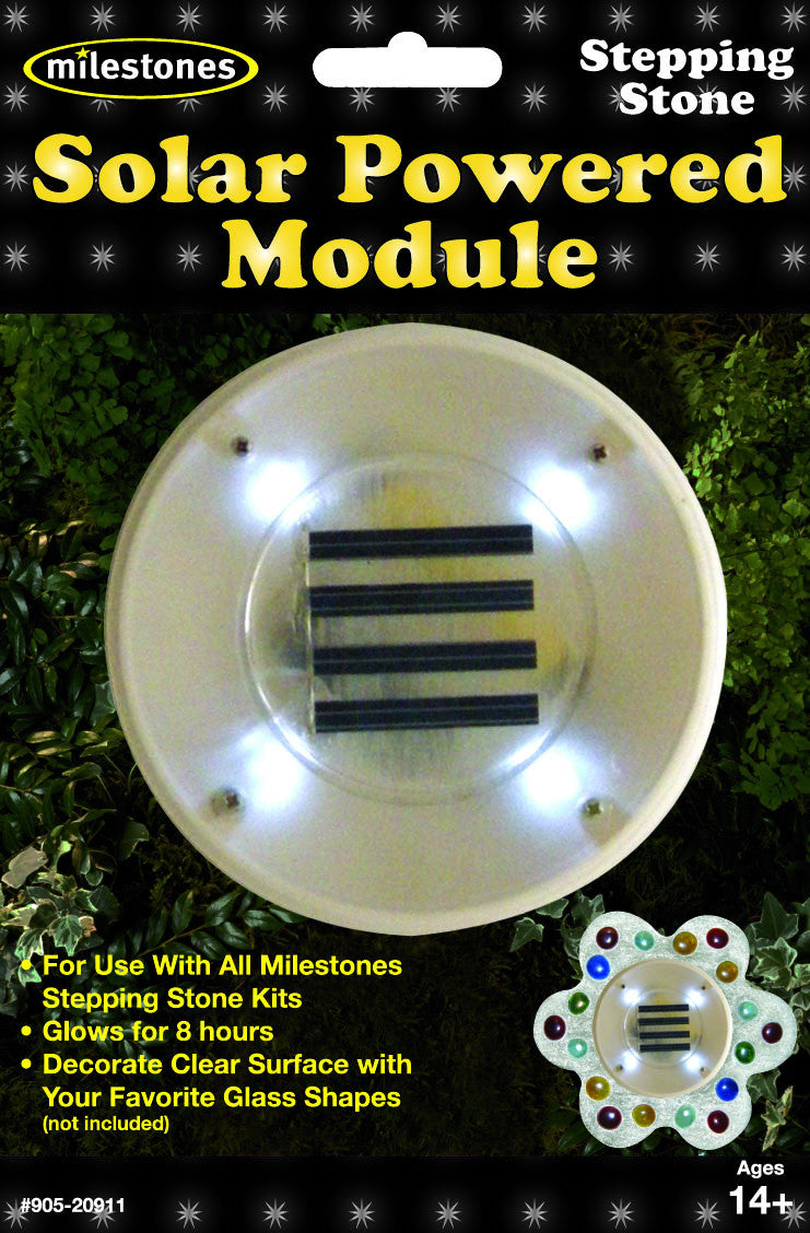 Solar Powered Module - SKU 905-20911W