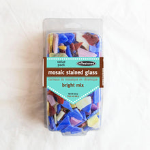 Bright Mosaic Stained Glass Mix - SKU 912-24387W