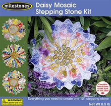 Daisy Stepping Stone Kit - SKU 902-15113W