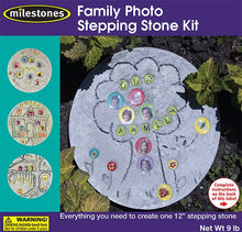 Family Photo Stepping Stone Kit - SKU 901-11280W